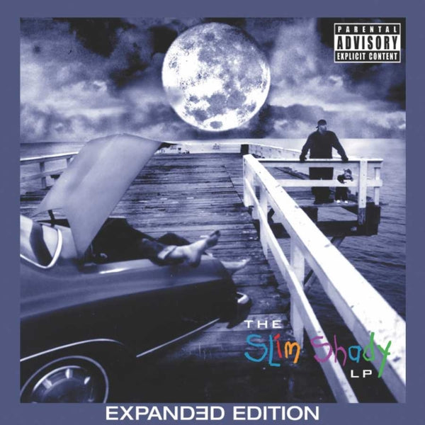 Eminem - The Slim Shady LP [20th Anniv Edition]