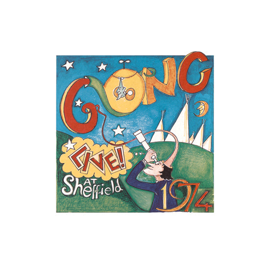 Gong - Live! At Sheffield 1974 (RSD20)