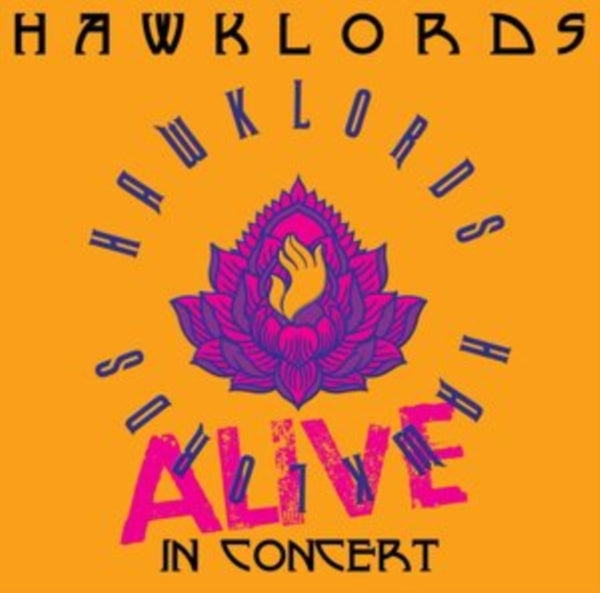 Hawklords - Hawklords Alive