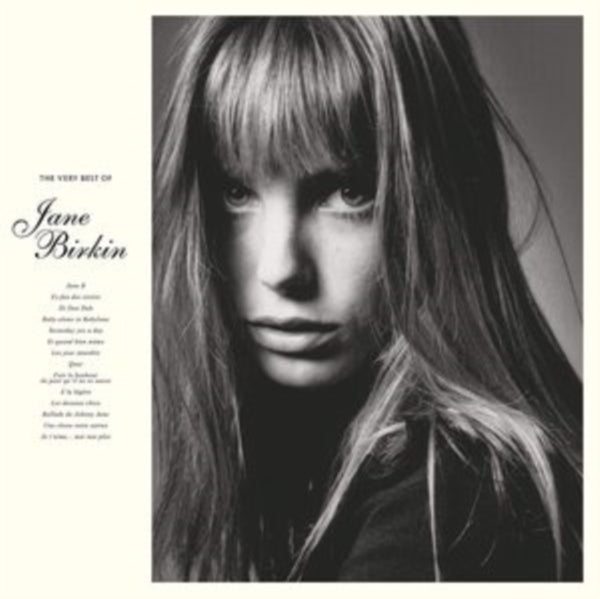 Jane Birkin - The Very Best Of Jane Birkin