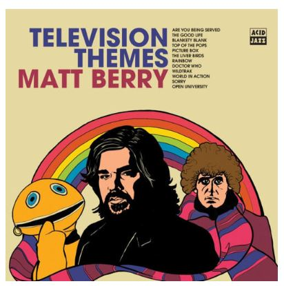 Matt Berry - Television Themes (LRSD 2020)