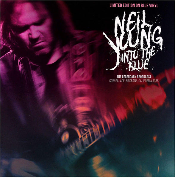 Neil Young - Into The Blue - Cow Palace, California 1986