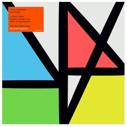 New Order  - Music Complete (LRSD 2020)