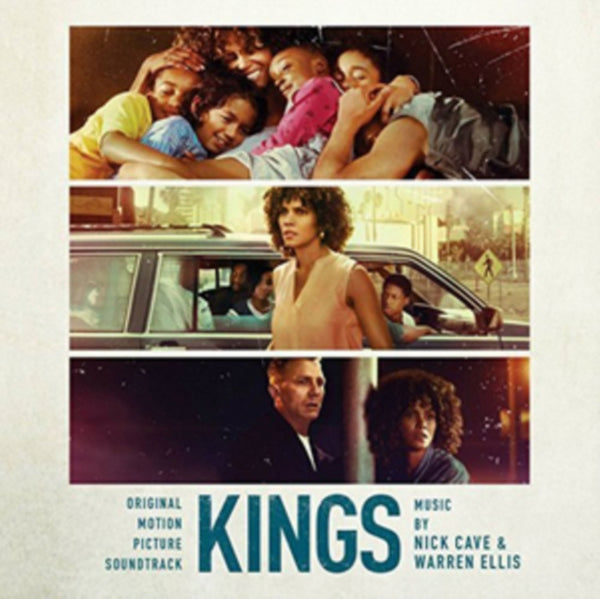 Nick Cave & Warren Ellis - Kings (OST)