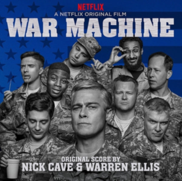 Nick Cave & Warren Ellis - War Machine (OST)