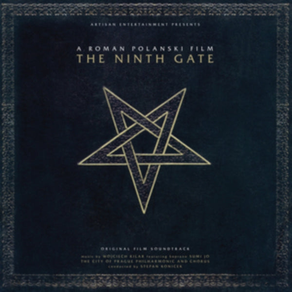 Wojciech Kilar - The Ninth Gate (OST)