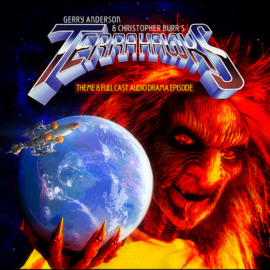 OST - Terrahawks – Theme Music and Audio Story (RSD20)