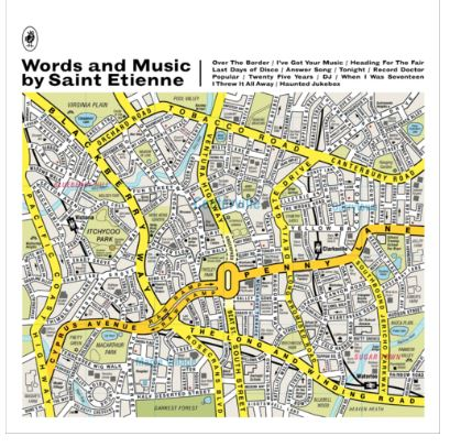 Saint Etienne - Words and Music (LRSD 2020)