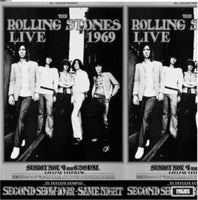 The Rolling Stones - Live At The Oakland Coliseum 1969
