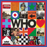The Who - Who (Deluxe with Live At Kingston)
