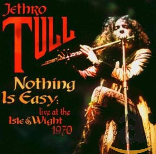 Jethro Tull - Nothing Is Easy (Live at the Isle of Wight) (RSD20)