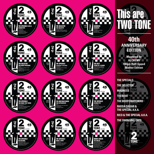 Various Artists - This Are Two Tone (RSD20)