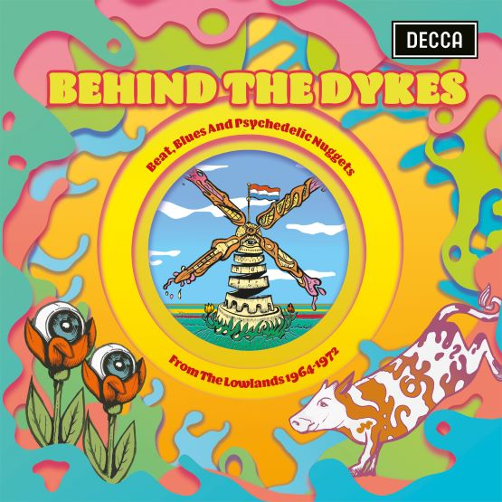 Various: Behind The Dykes  -   Psychedelic Nuggets From The Lowlands 1964 - 1972 (RSD20)
