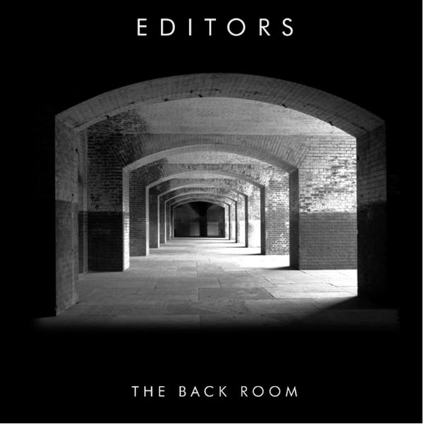 Editors - The Back Room (RSD20 Black Friday)