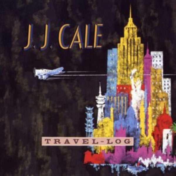 JJ Cale - Travel-Log