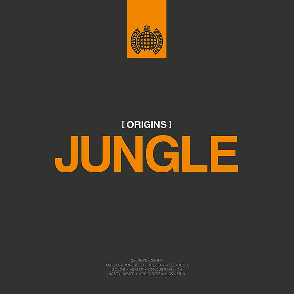 Various Artists - Origins Of Jungle (Ministry Of Sound)
