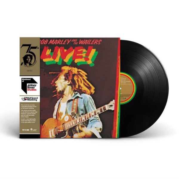 Bob Marley & The Wailers - Live! (Half-Speed Master)