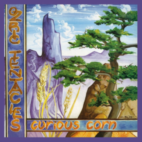 Ozric Tentacles - Curious Corn (2020 Ed Wynne Remaster)