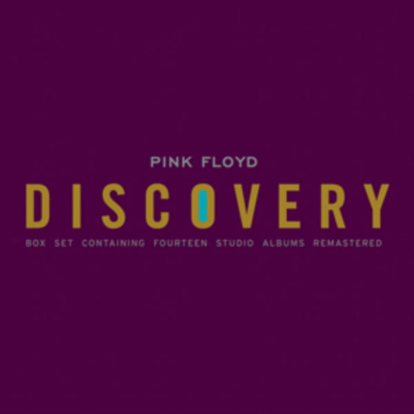 Pink Floyd - Discovery Box Set