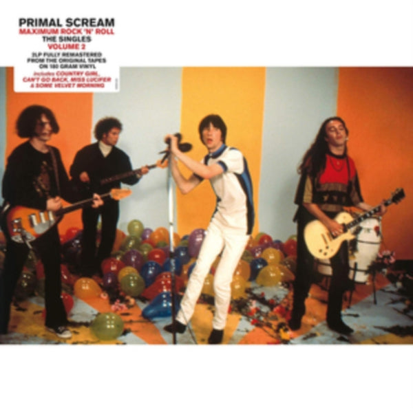 Primal Scream - Maximum Rock 'N' Roll: The Singles Volume 2