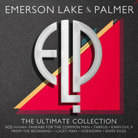 Emerson, Lake & Palmer - The Ultimate Collection