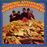 Status Quo - Picturesque Matchstickable Messages