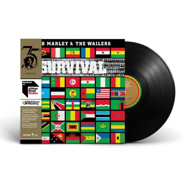 Bob Marley & The Wailers - Survival (Half-Speed Master)