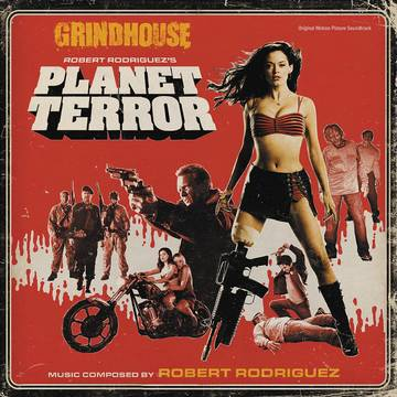 Various Artists - Planet Terror (OST) (RSD18)