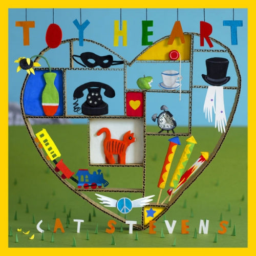Yusuf / Cat Stevens - Butterfly / Toy Heart
