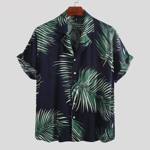 Gender: Men Item Type: Shirts Shirts Type: Casual Shirts Material: Rayon Sleeve Length(cm): Short Collar: Turn-down Collar Style: Casual Fabric Type: Broadcloth Model Number: Men Beach Hawaiian Shirts Sleeve Style: REGULAR Pattern Type: Print Closure Type: Single Breasted Brand Name: INCERUN Gender: Men Color: Navy,White Size: S,M,L,XL,2XL,3XL,4XL,5XL,Plus Size Type: Short Sleeve Casual Brand Shirts Men Style: Camisa Masculina Season: Summer Dropshipping: Welcome