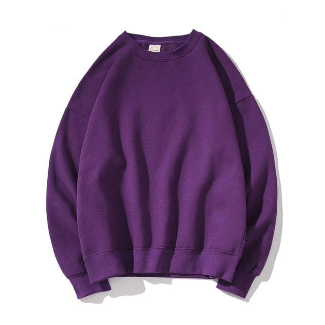 Solid Sweater - Various Colors