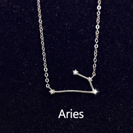 Aries Constellations Necklace