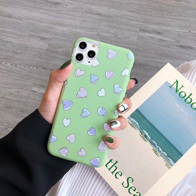 Design: Floral Design: Plain Design: Cartoon Design: Matte Function: Dirt-resistant Model Number: For iPhone 11 Pro Max 5 5s SE 6 6s 7 8 Plus X XR XS Max Material: Made of High Quality TPU Style: Cute Cartoon Laconic Vintage For The Crowd: For Men, Women, Boys And Girls, Couples Package Include: 1 Case in Package Sale ways: Wholesale, Retail, Drop Shipping