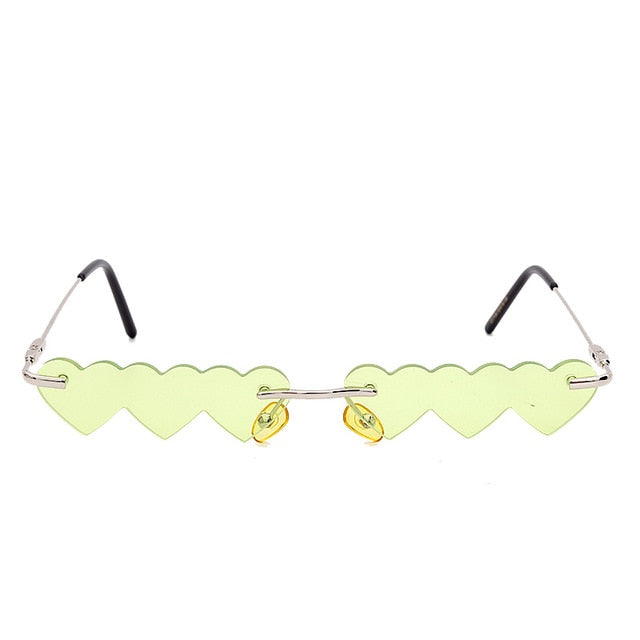 Cute Multi-Heart Shades