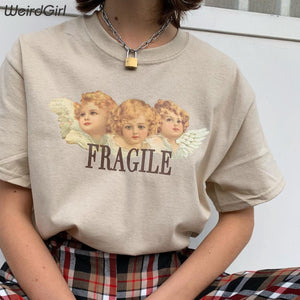 """Fragile"" Angels T-Shirt"