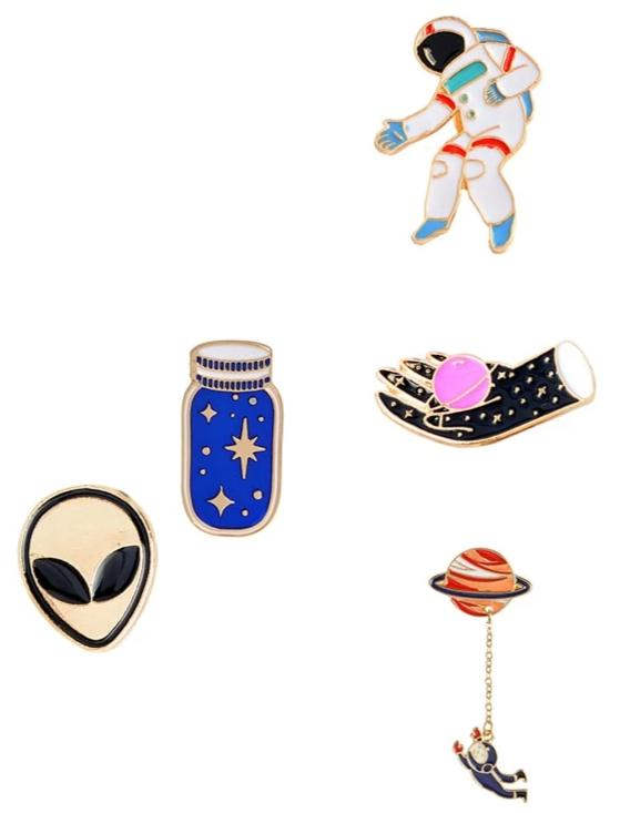 Interstellar Pins