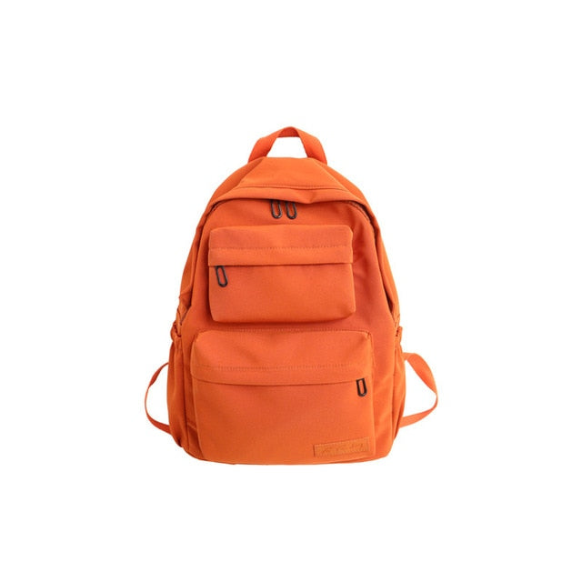 Weight: 0.39KG Style: Casual Open: Zipper  Item Type: Backpacks Backpacks Type: Softback