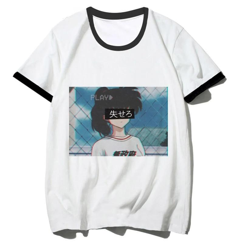 """Beat It"" Anime Graphic Short-Sleeve"