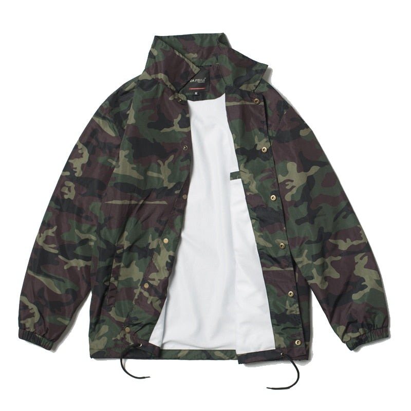 Gender: Men Item Type: Outerwear & Coats Outerwear Type: Jackets Clothing Length: REGULAR Style: Military Collar: Turn-down Collar Pattern Type: Solid Cuff Style: Conventional Closure Type: Single Breasted