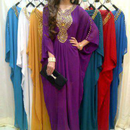 Beauty Kaftan 101