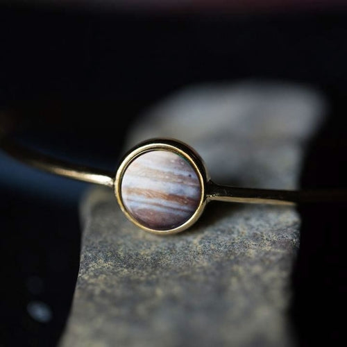 Solar System Stacked Bangle Set