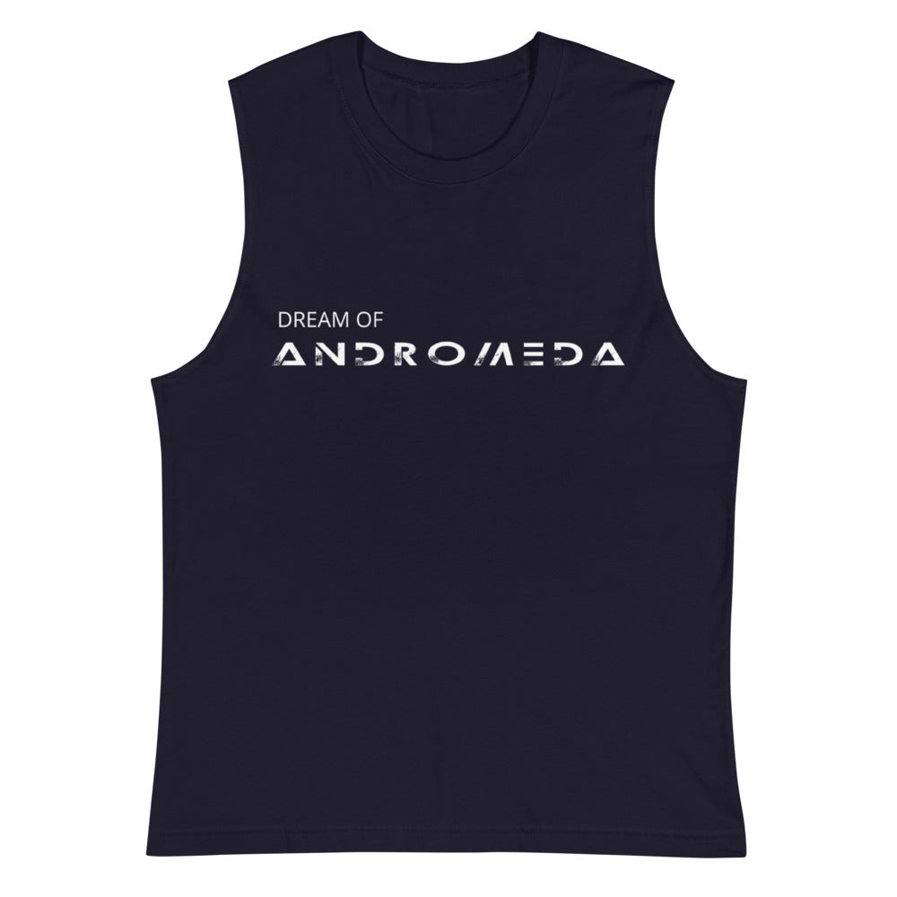 Dream of Andromeda Men's Muscle Shirt