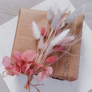 Dried flowers - adding life into your home