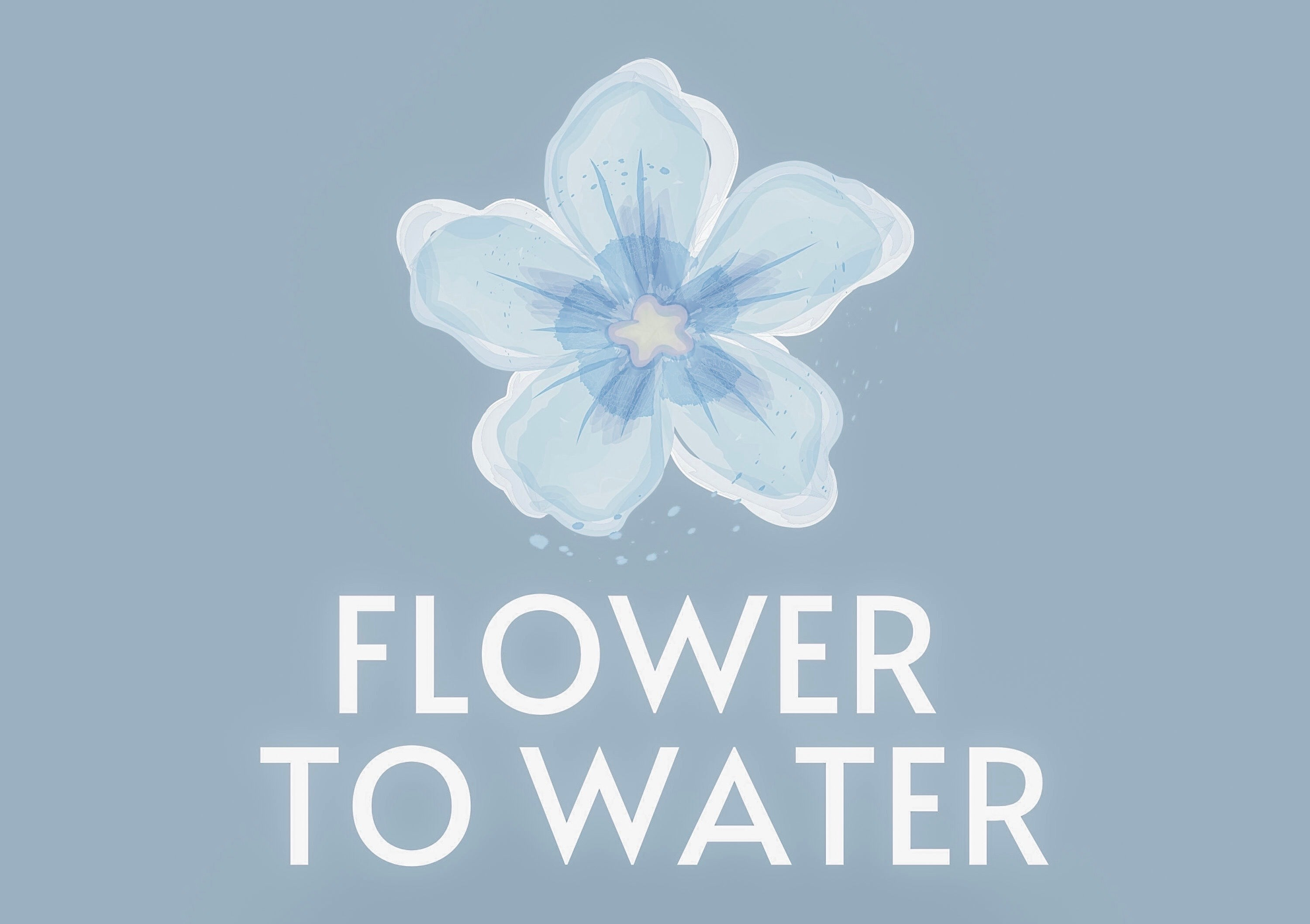 Flower for Water