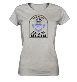 Ladies V-Neck Shirt - Ladies V-Neck Shirt