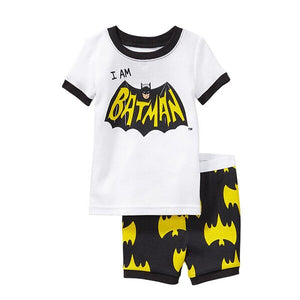 Yilaku pijama infantil boys cartoon Pajama Sets kids pyjamas boys  pyjamas enfant T-shirts+Shorts boy child clothing sets CF209