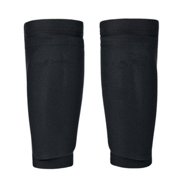 Soccer Shin Pad Sports Leggings Plate Leg Pads Safety Fabric Protective Gear Football Leg Sleeves Supporting Shin Guard
