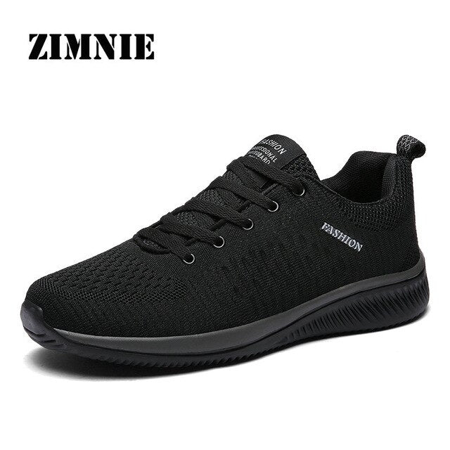 ZIMNIE Men Running Shoes Sneakers For Men Comfortable Sport Shoes Men Trend Lightweight Walking Shoes Breathable Zapatillas
