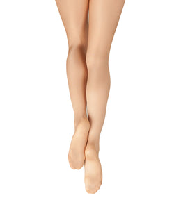 Capezio Ultra Shimmery Tight, 1808 (Footed)