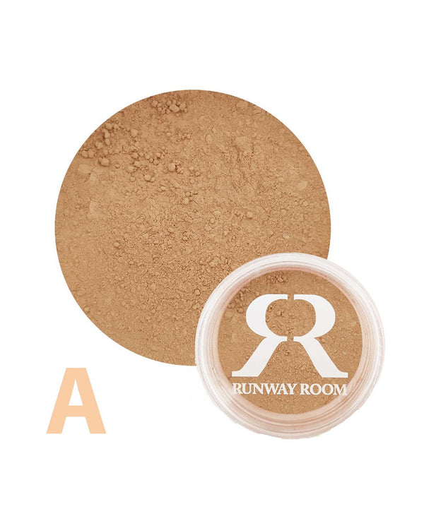 Runway Room - MINERAL POWDER FOUNDATION, MLP